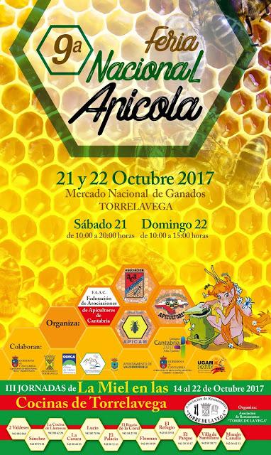 PRINCIPALES EVENTO APICULTURA 2017
